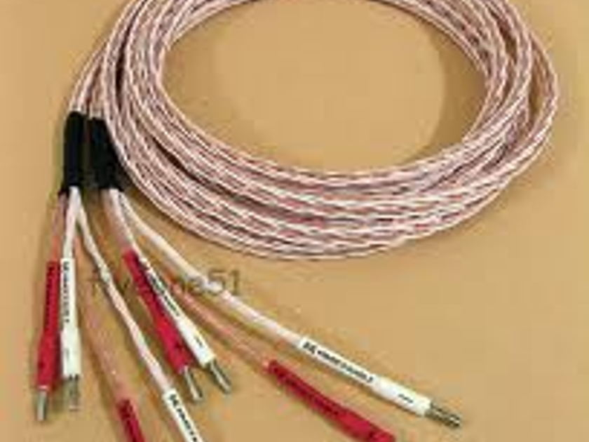 Kimber & Transparent Cables KWIK12 + TL1 priced to move
