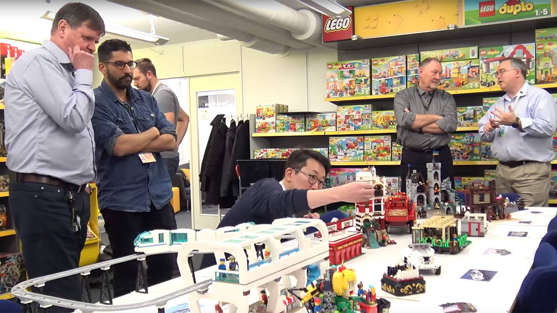adult LEGO Community