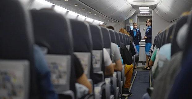 «Победе» грозит крупный штраф за незаконную аудиорекламу на борту самолетов - Новости радио OnAir.ru