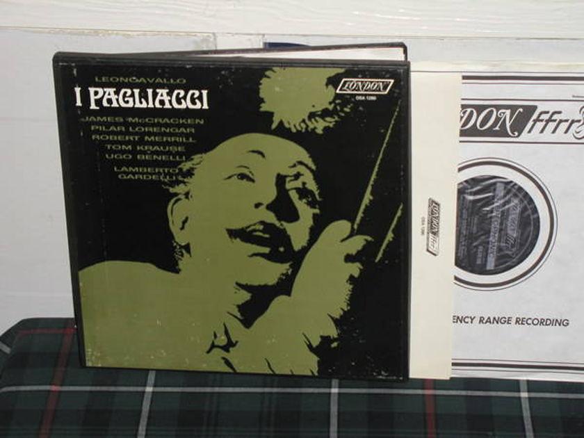 Gardelli/OSOC - I Pagliacci London ffrr uk decca osa 1280