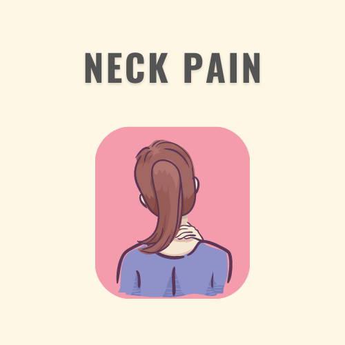 neck pain ergonomics