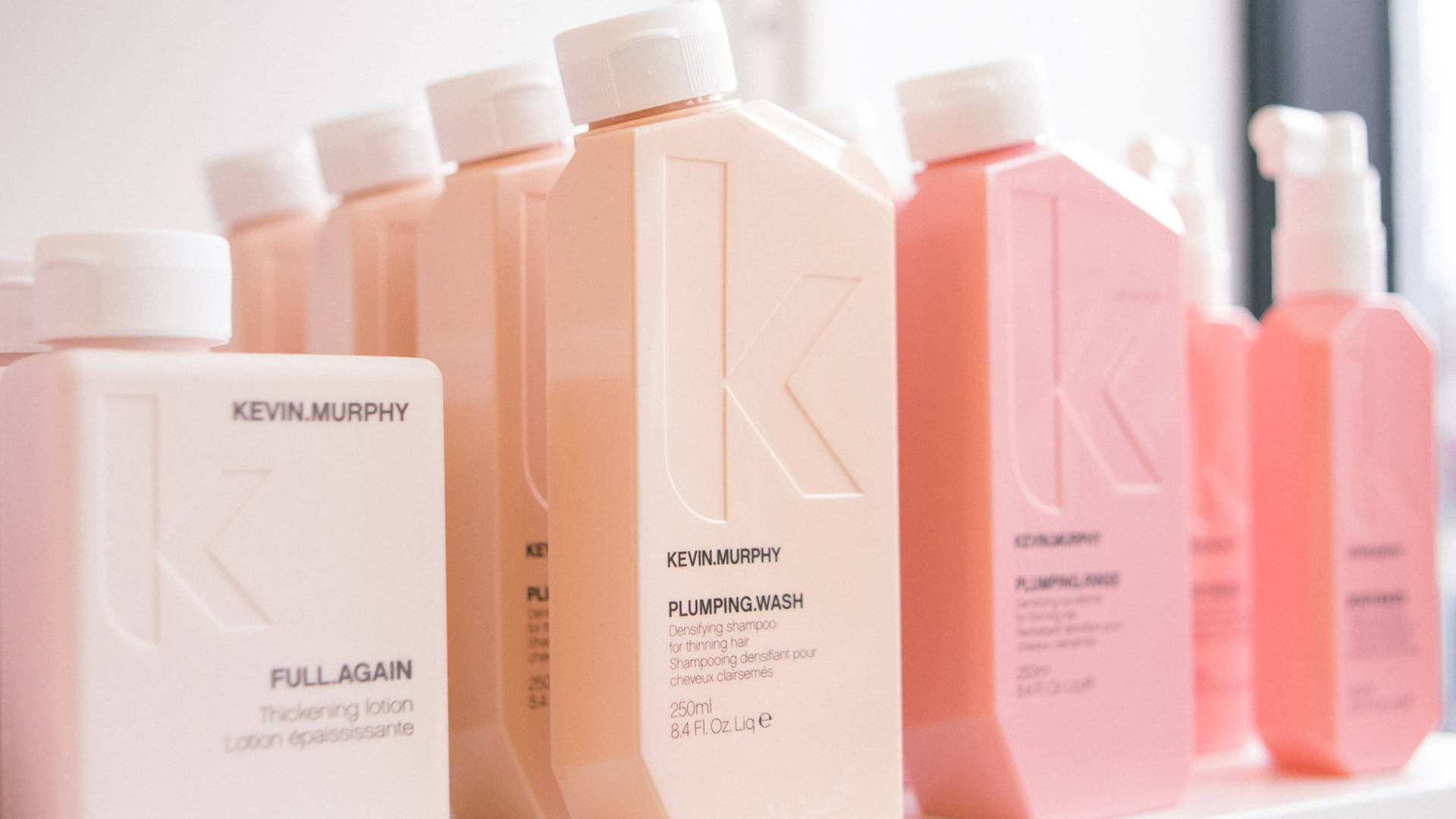 Beauty Brand KEVIN MURPHY To Make Packaging From 100