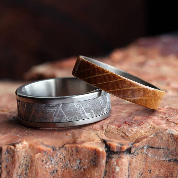 Interchangeable Rings