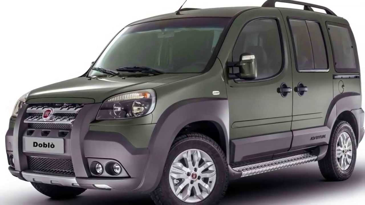 Fiat Doblo Adventure 1.8 Flex 2017