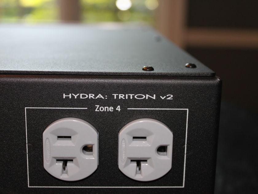 Shunyata Triton v2 Silver