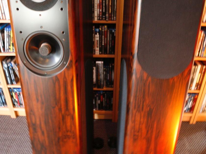 Audio Physic Caldera Ebony MK III - ex demo