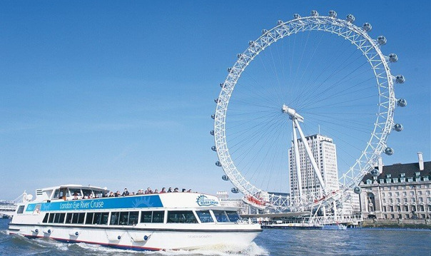 Лондон: круиз по Темзе