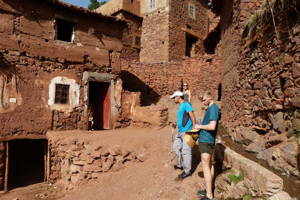 Trekking in Beautiful Atlas Mountains