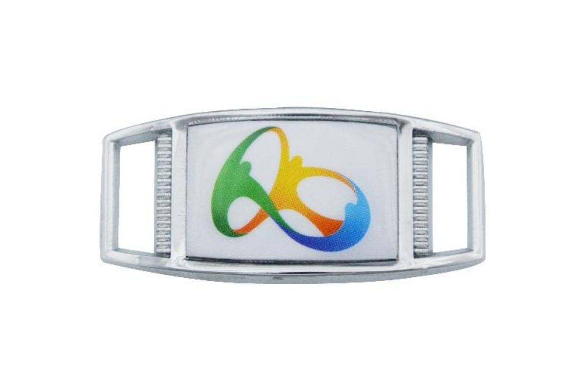 Custom Corporate Logo Tie Bar