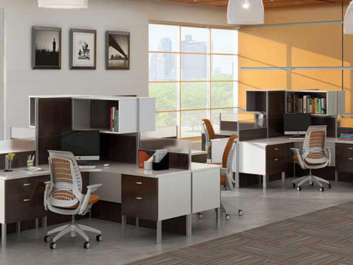 Benching Desking Systems Miramar Office