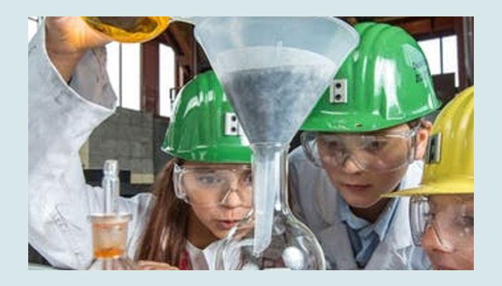 stiftung zollverein titelbild kinder experimentieren
