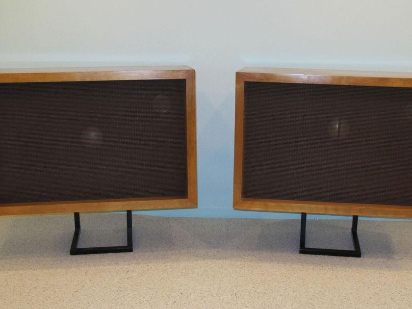 "Vintage JBL / ""Lansing Signature"" C37 ""Rhodes"" ""030"" Configuration (D130 + 075 + N2400 )"