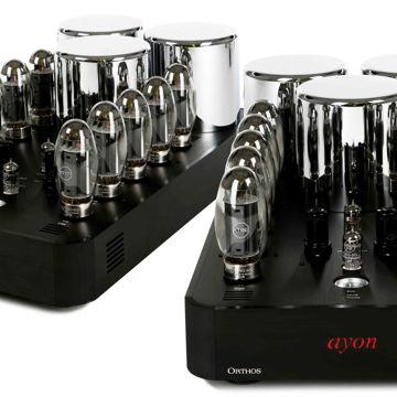 ORTHOS II XS - KT150 TUBES