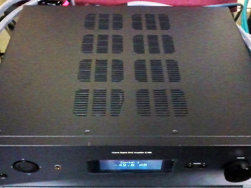 nad  C-388 Integrated amplifier with Bluos module installed (new model)