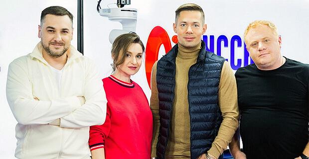 Стас Пьеха в гостях у «Русских Перцев» - Новости радио OnAir.ru