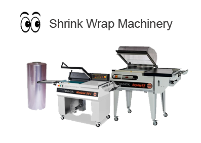 heat shrink wrapping machinery