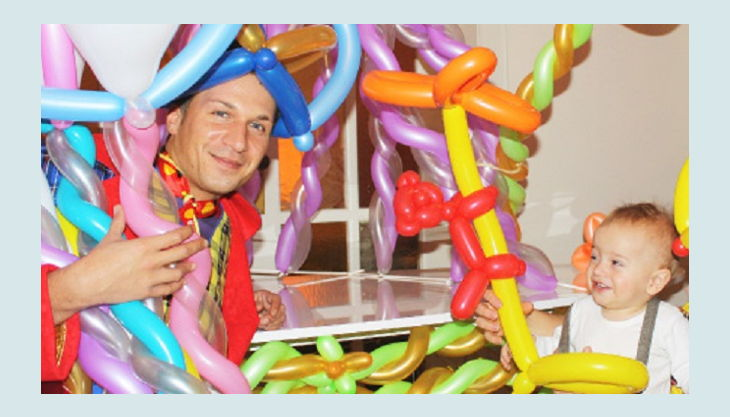 bester geburtstagde little star events kinder ballons künstler