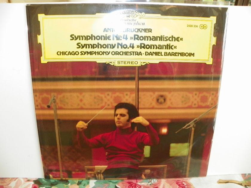 ANTON BRUCKNER - SYMPHONIE NR.4 ROMANTISCHE NM