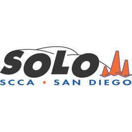 SCCA - San Diego Region - Solo @ SDCCU STADIUM