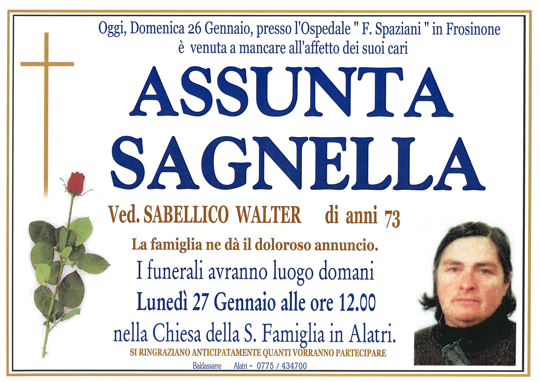 Assunta Sagnella