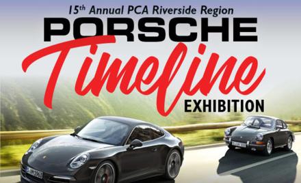 Riverside Region PCA Porsche Timeline - Sept 2017