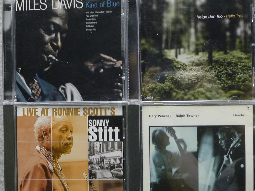 Jazz CDs Premium Labels 53 CDs including 3 XRCDs