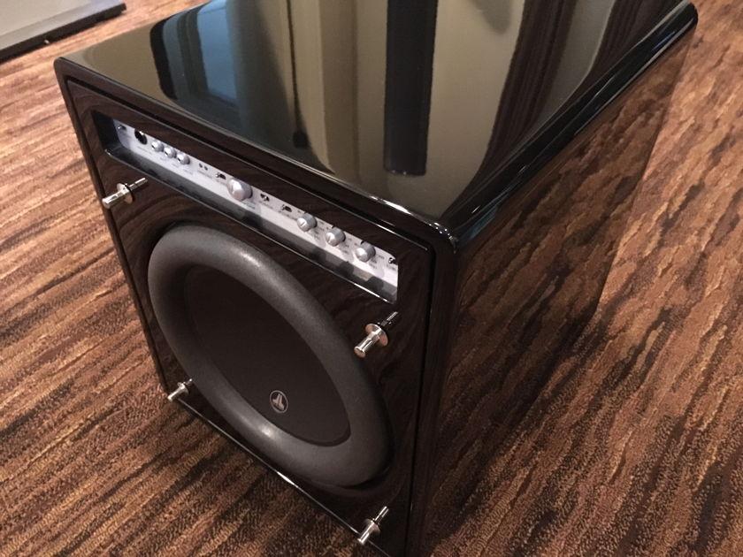 JL Audio f-110 subwoofer