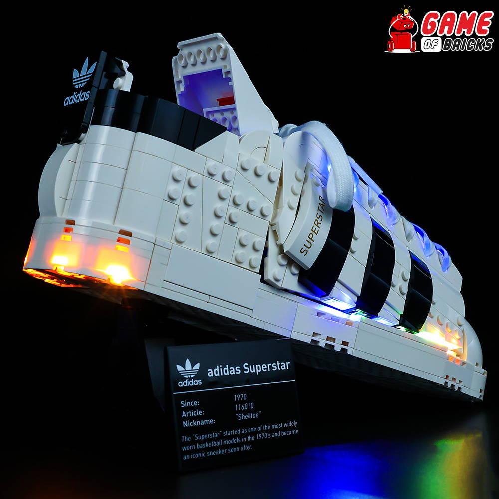 Light Kit for adidas Originals Superstar 10282