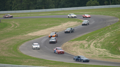 BMWCCA Club Race At the Historic Races
