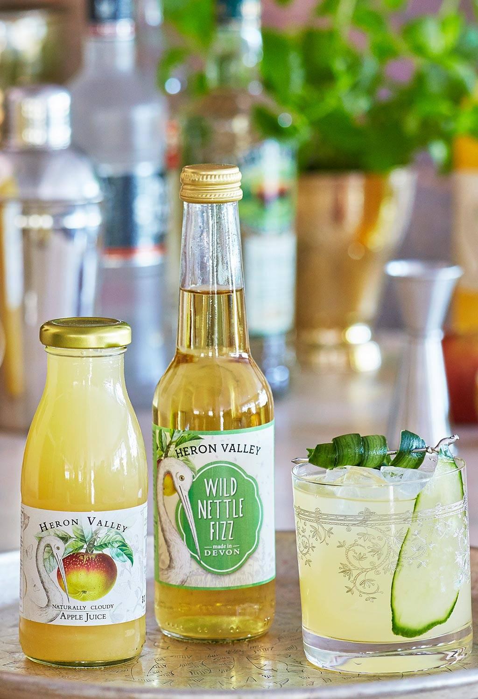 apple vodka cocktail