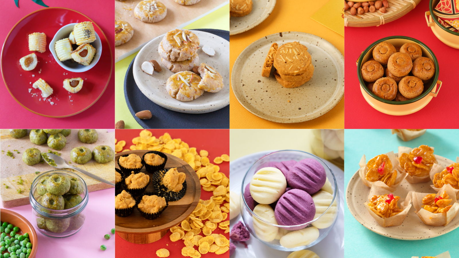 Even Kids Can Attempt These Easy CNY Cookies Recipes
