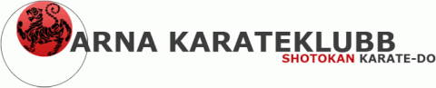 Arna Karateklubb Shotokan Karate-do - Klubbkolleksjon - Treningstøy