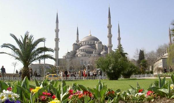 Тур в Стамбул из Анталии
