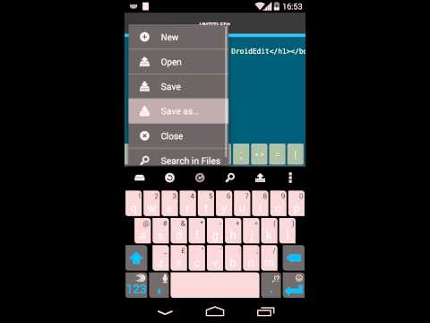 5 Best code editors for Android as of 2019 - Slant