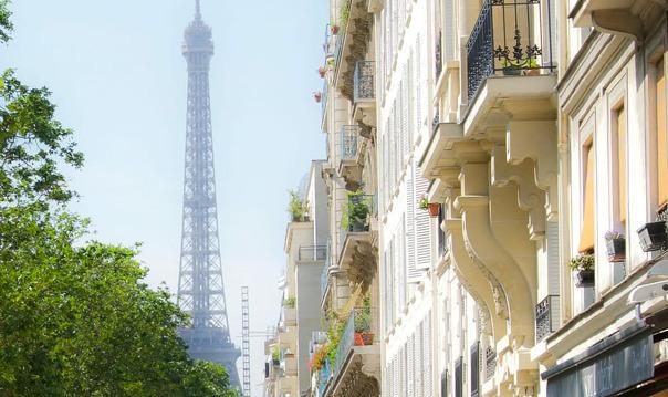 Прогулка по Парижу с подъёмом на Эйфелеву башню