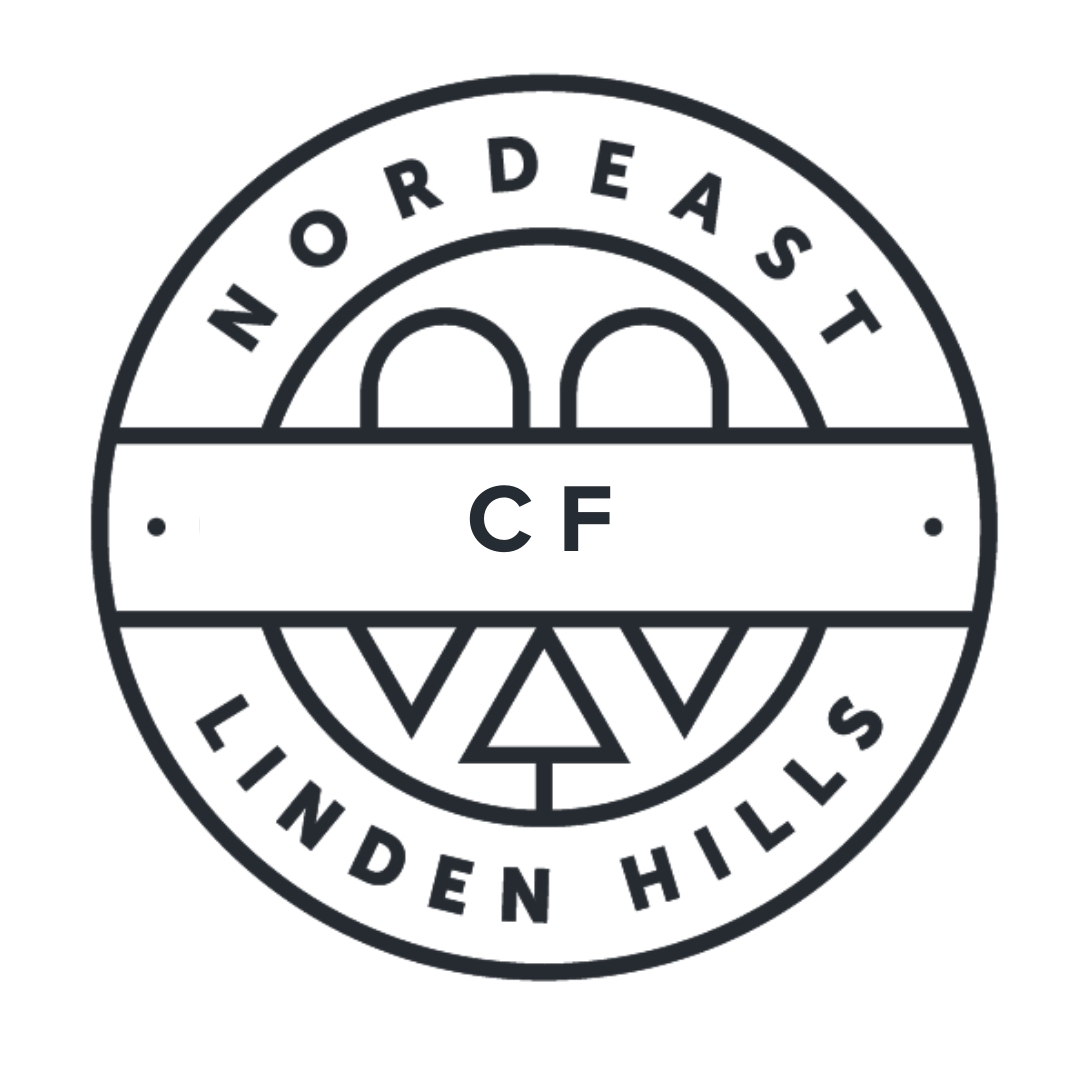 CF Nordeast and CF Linden Hills logo