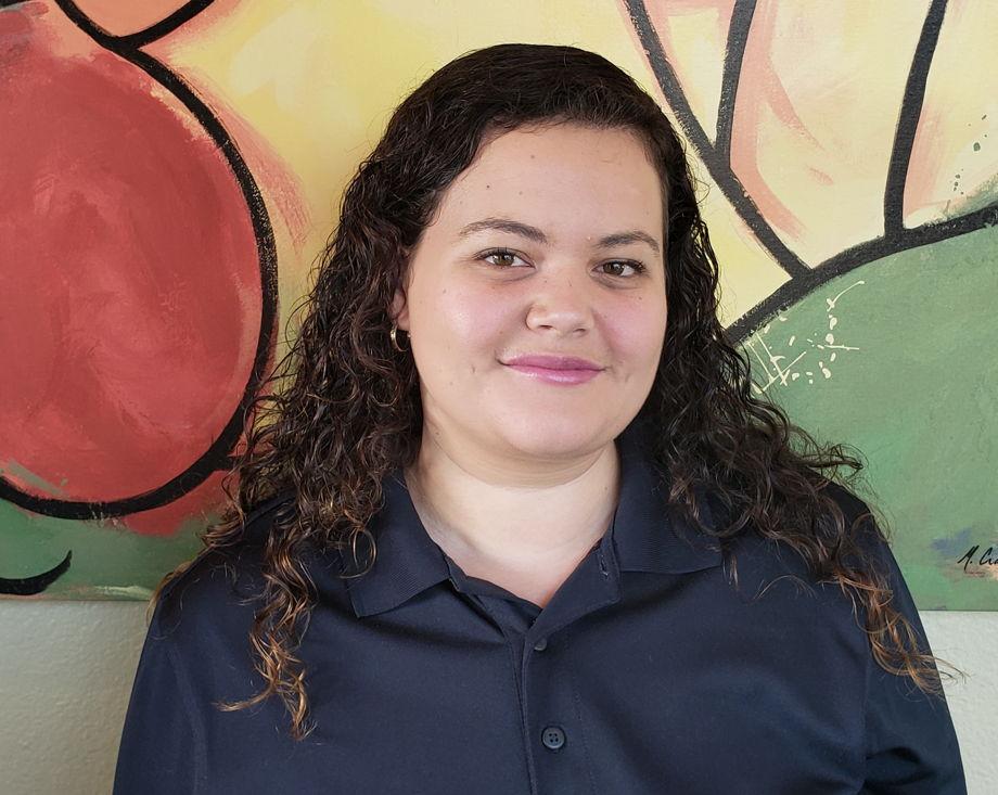 Cristina Brown , Assistant Infant Teacher