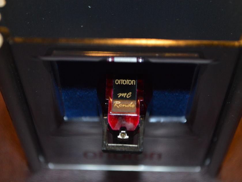 Ortofon Rondo Red LO Moving coil cartridge