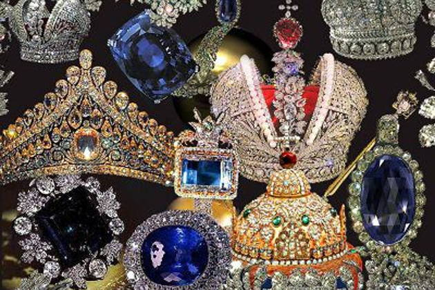 Сокровища Кремля: Алмазный фонд, Оружейная палата, Красная площадь
