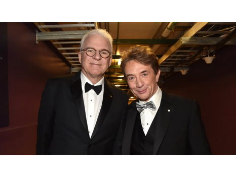 2 Tickets to Steve Martin & Martin Short at the New Jersey Performing Arts Center