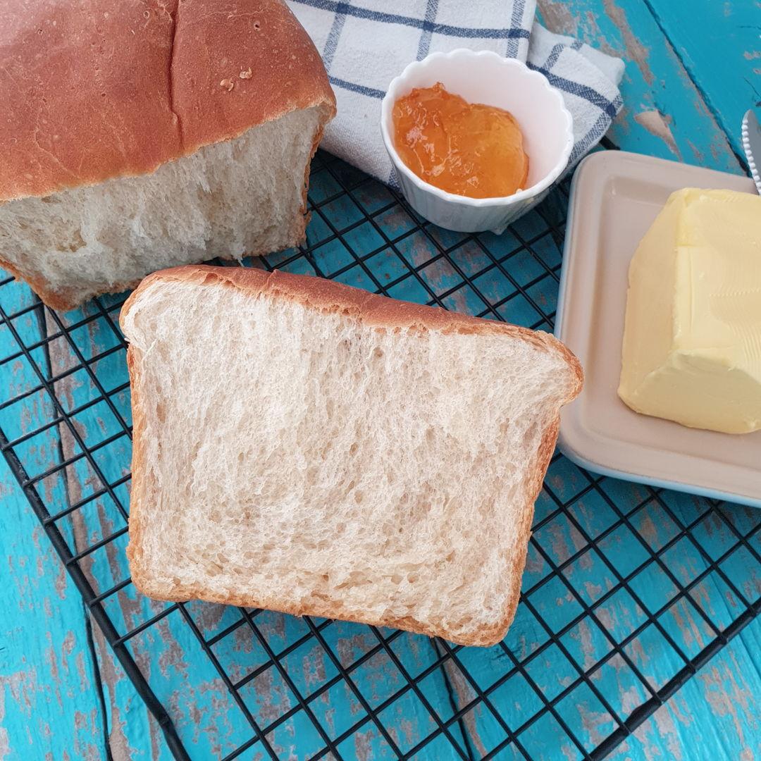 Easy to make killer soft bread.  So happy!