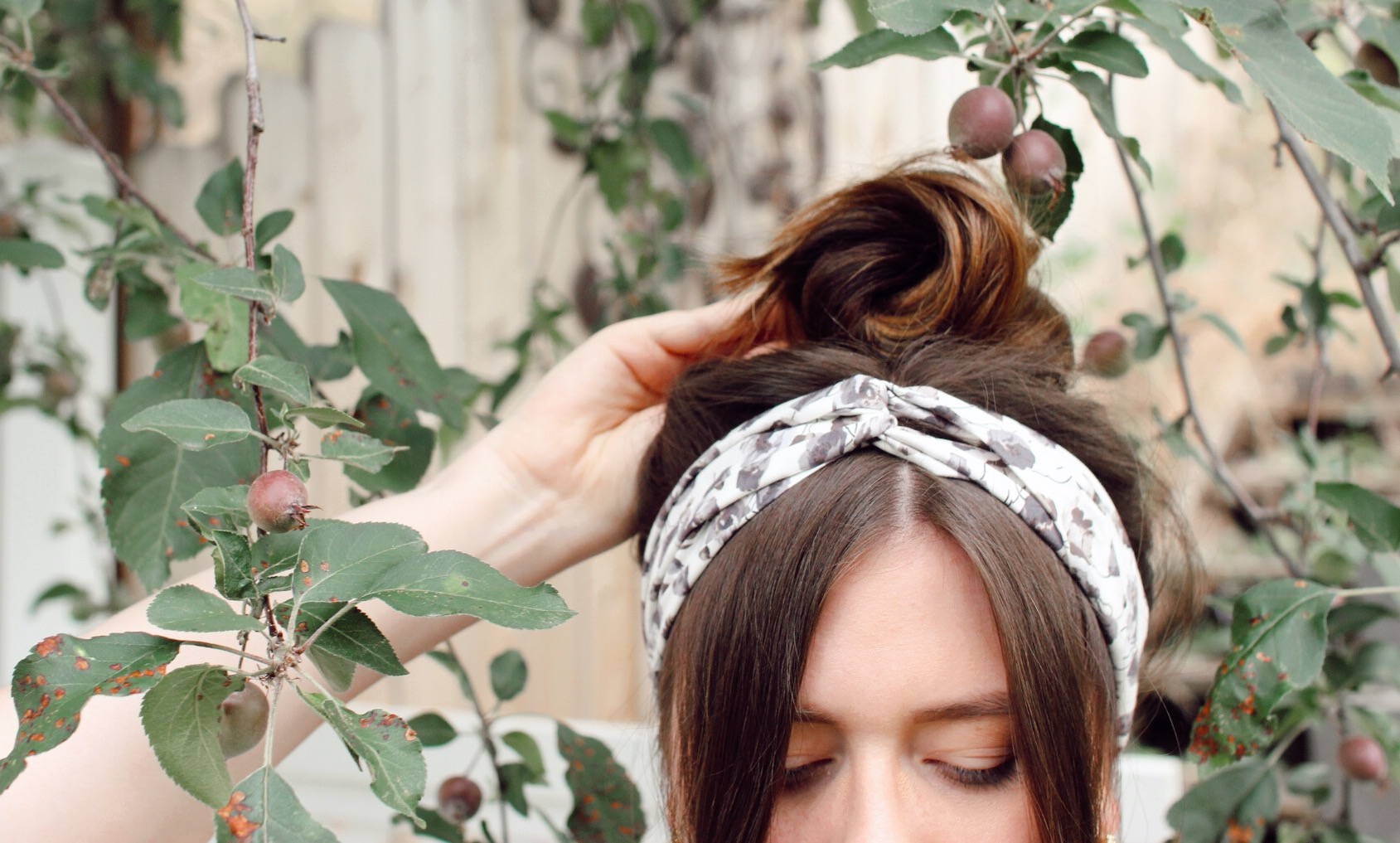 Davines headscarves