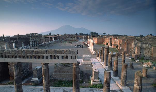 Поездка в Неаполь и Помпеи с обедом