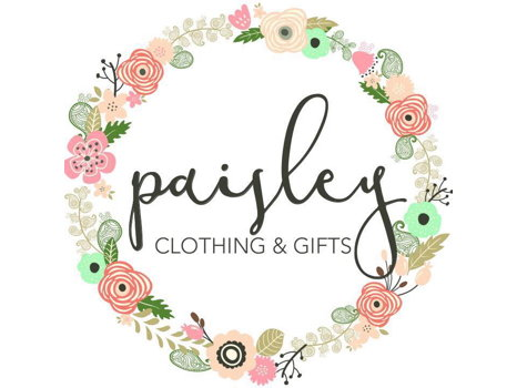Paisley Gift Certificate
