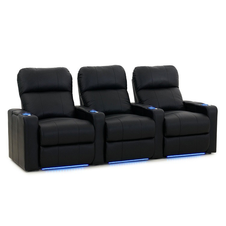 Media Custom Installation: Home Theatre Seating