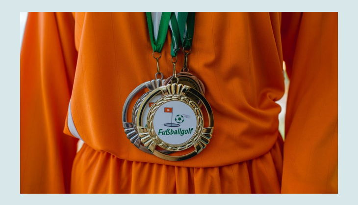 soccergolf sachsen fußballgolf medalie