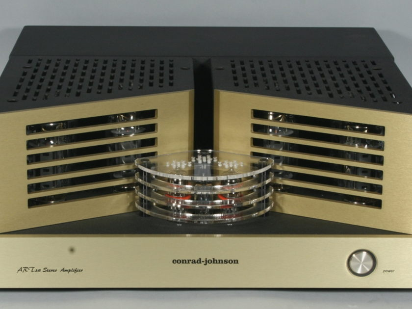 Conrad Johnson ARTsa Stereo Reference Amplifier
