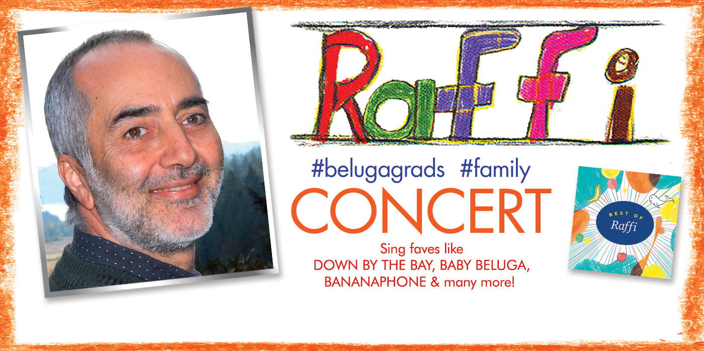 RAFFI at the Shubert Theatre