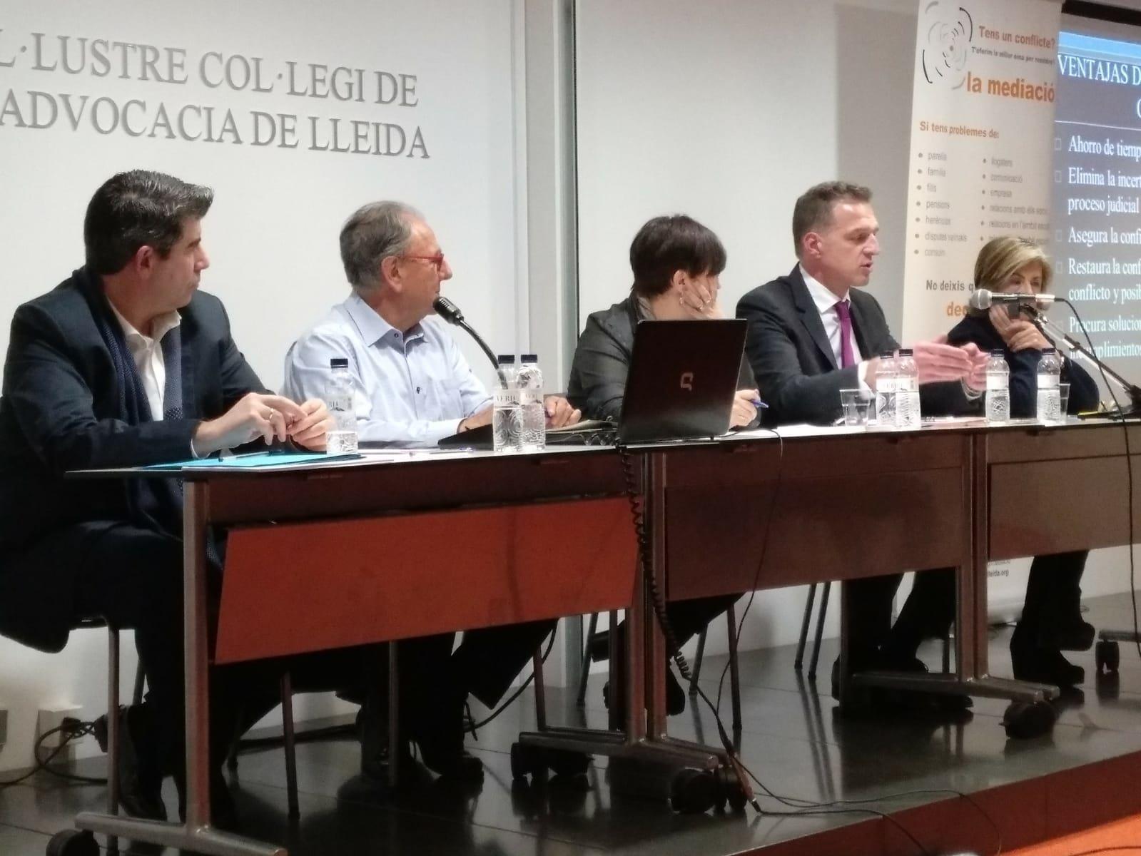 Xavier Segura Abogado de familia Lleida