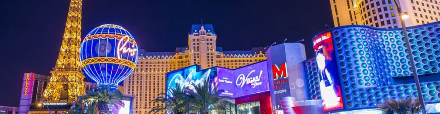 Las Vegas from Los Angeles